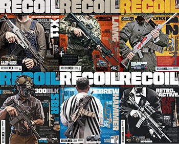 Recoil - 2018 Full Year Issues Collection