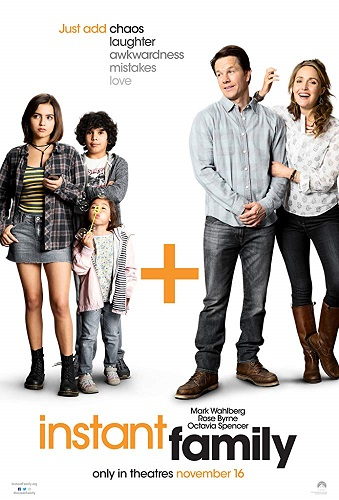 Instant Family 2018 HDRip XviD AC3-EVO