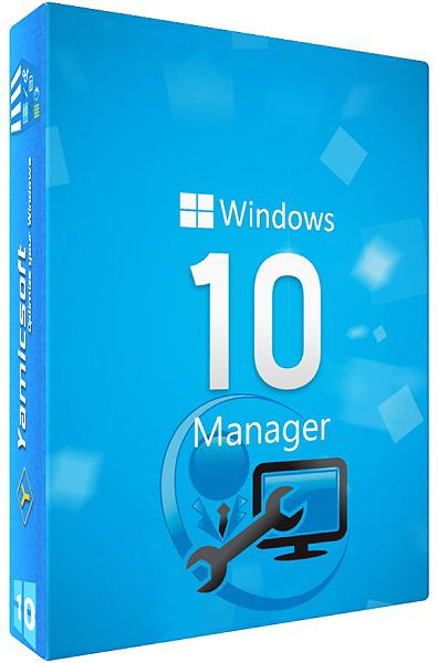 Windows 10 Manager 2.3.9 + Portable