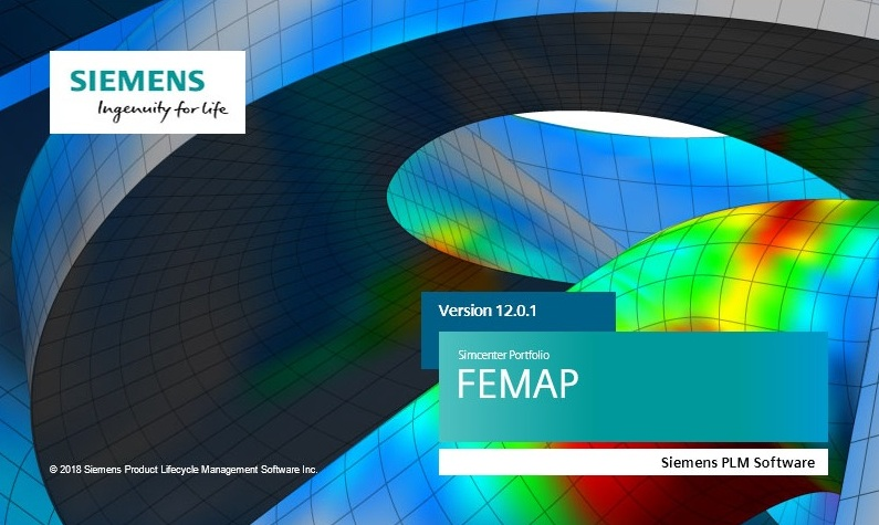 Siemens FEMAP v12.0.1 with NX Nastran for Win64 [2018, MULTILANG -RUS]
