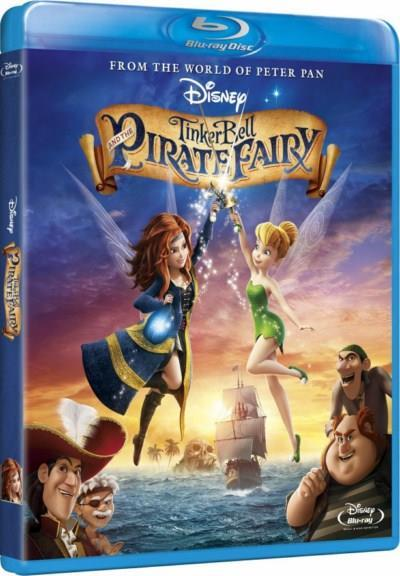 The Pirate Fairy 2014 1080p BluRay DTS x264-DON