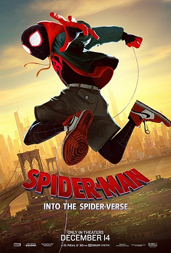 Spider-Man Into The Spider-Verse 2018 NEW HDCAM x264-Team0DR