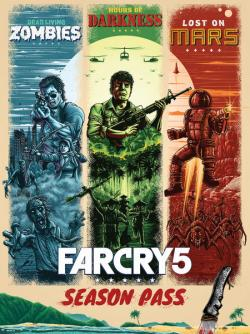 Far Cry 5 - Season Pass (2018, PC)