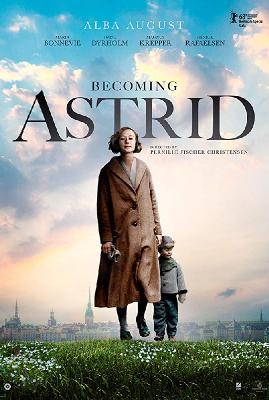 Быть Астрид Линдгрен / Unga Astrid (2018)