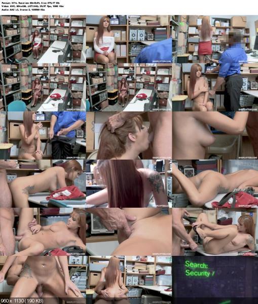 Scarlett Mae - Case No. 3140112 (Teen, Young) Shoplyfter [SD] ()