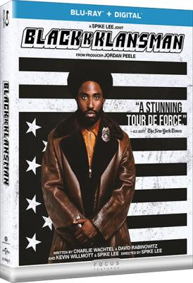 ׸���� �������� / BlacKkKlansman (2018) BDRip 1080p | ��������