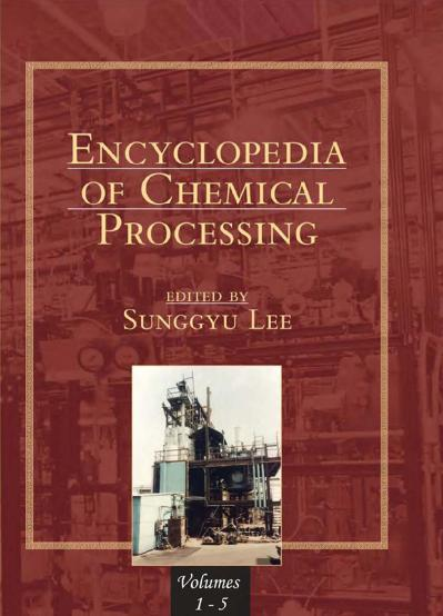 Encyclopedia of Chemical Processing