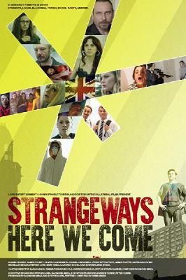 Переполох в Стрэнджуэйс / Strangeways Here We Come (2017)