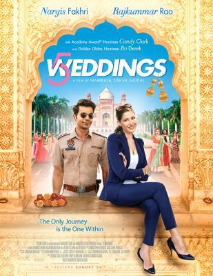 Пять свадеб / 5 Weddings (2018)