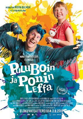 Пони и Человек-Птица / Puluboin ja Ponin leffa (2018)