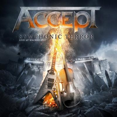 Accept - Symphonic Terror: Live at Wacken 2017 (2018) Blu-ray