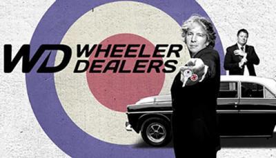 Discovery: Махинаторы / Wheeler Dealers [Сезон: 7] (2010) HDTVRip 1080p