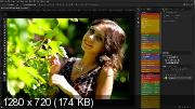 Убираем паразитный рефлекс в Photoshop, Lightroom, Capture One (2018)