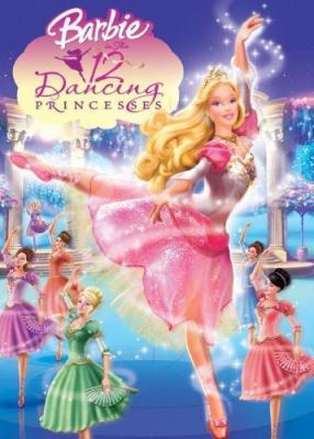Барби (12 танцующих принцесс) / Barbie in the 12 Dancing Princesses (2006)