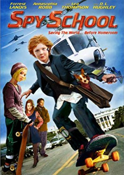 Spy School 2008 1080p BluRay H264 AAC-RARBG