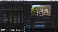 Быстрый старт c Adobe Premiere Pro CC. Видеокурс (2018)