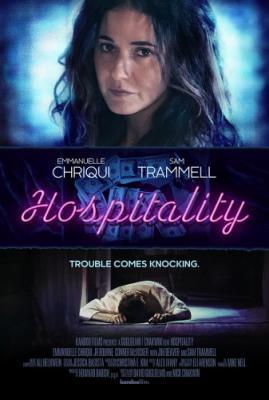 Радушие / Hospitality (2018) WEBRip 720p