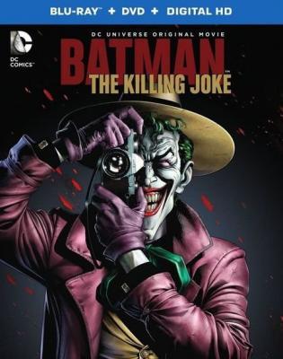 ������: ������������ ����� / Batman: The Killing Joke (2016) BDRemux