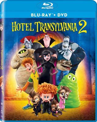 Монстры на каникулах 2 / Hotel Transylvania 2 (2015) BDRip 1080p | Лицензия