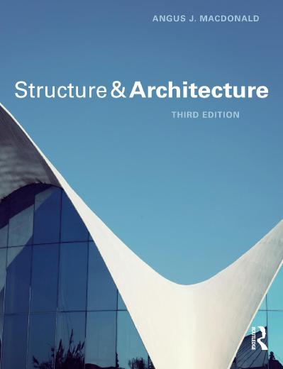 Structure and Architecture, 3rd Edition