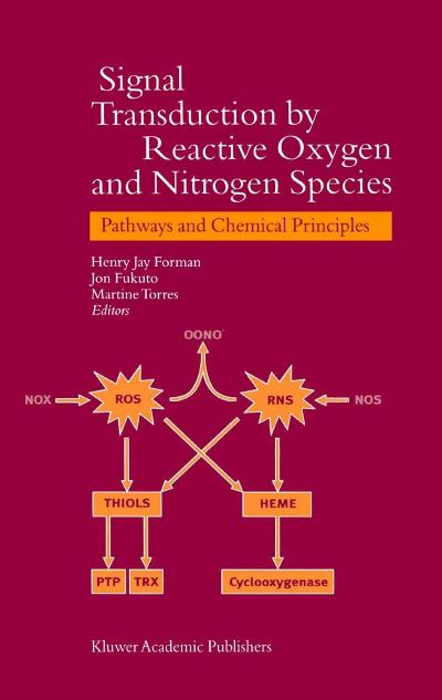 Signal Transduction by Reactive Oxygen and Nitrogen Species Pathways and Chemical ...