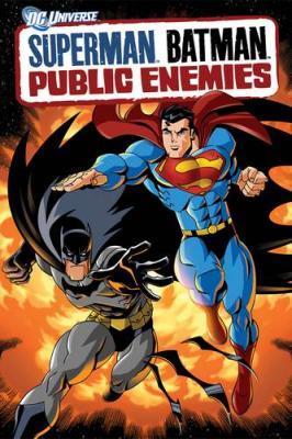 Супермен/Бэтмен Враги: общества / Superman/Batman: Public Enemies (2009) BDRip 1080p