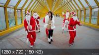 Сборник клипов. Новогодние клипы «2010-2019» (2018) HD