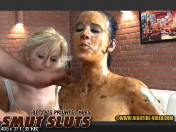 Hightide (Betty, Desiree, 1 male) BETTY PRIVATE - SMUT SLUTS [SD 720p] Blowjob, Group