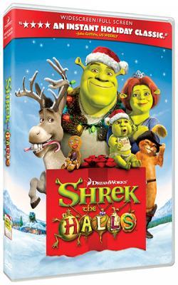 ����: ��������� / ���� �����, ������ ��� / Shrek the Halls (2007) BDRip 720p