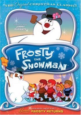 Приключения Снеговика Фрости / Frosty the Snowman (1969) BDRip 720p