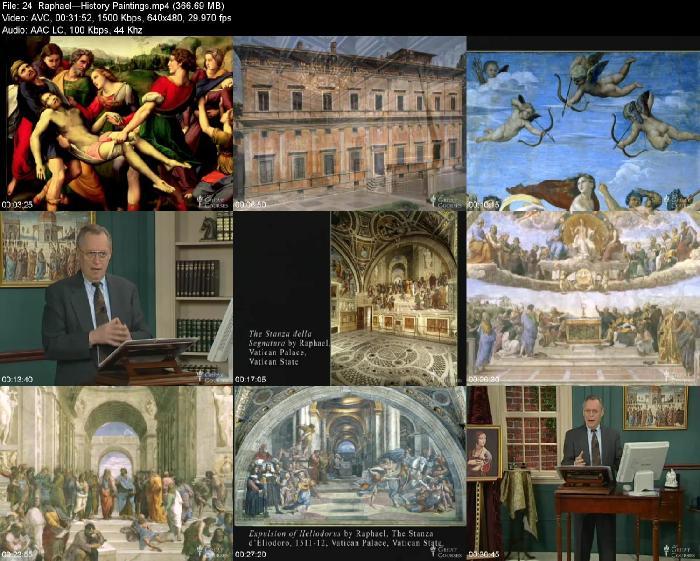 Great Artists of the Italian Renaissance (TTC Video)