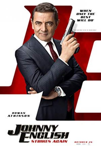 Johnny English Strikes Again (2018) [BluRay] [720p] [YTS AM]