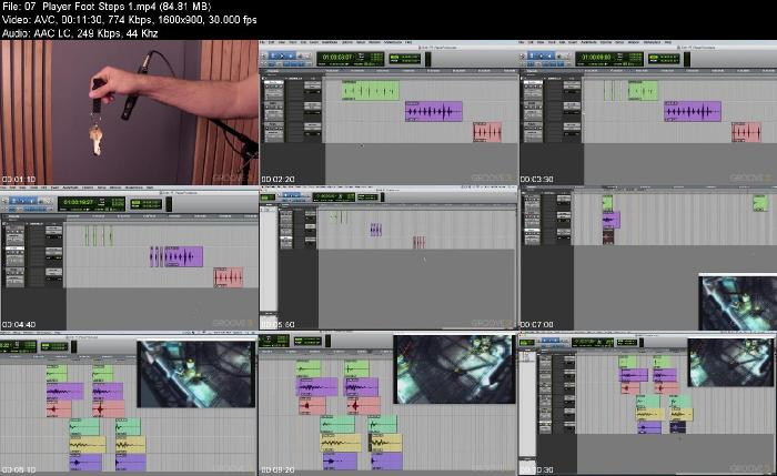Creating Game Audio with Pro Tools TUTORiAL