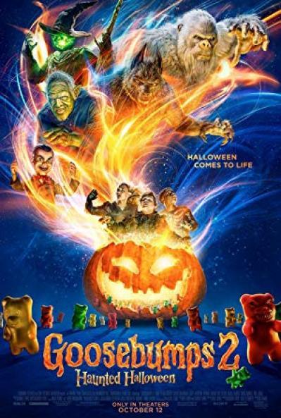 Goosebumps 2 Haunted Halloween 2018 1080p BluRay DTS X264-CMRG