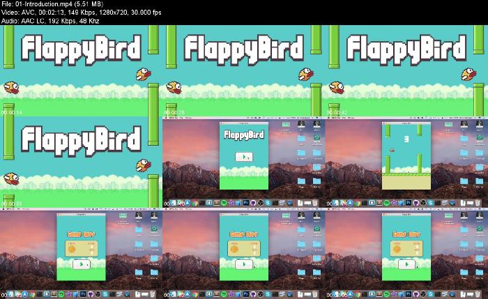 Flappy Bird Clone - The Complete Sfml C Plusplus Game Course