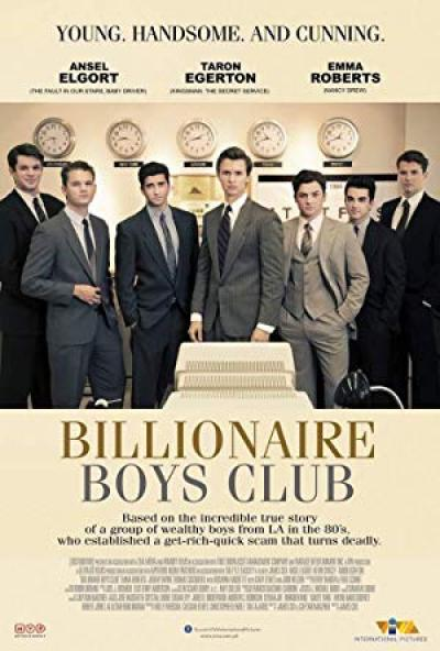 Billionaire Boys Club 2018 LIMITED 720p BluRay x264-RCDiVX
