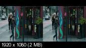 Веном 3D / Venom 3D  Горизонтальная анаморфная стереопара