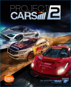 Project CARS 2: Deluxe Edition (2017, PC)