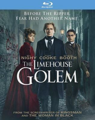Голем / The Limehouse Golem (2016) BDRip 720p